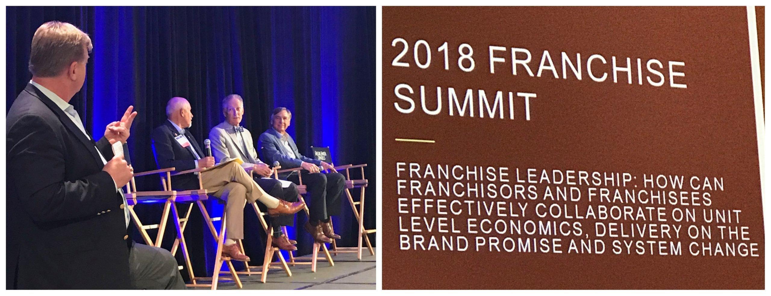 The Faegre Baker Daniels Franchise Summit