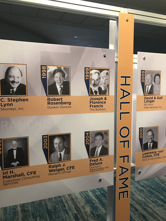 The IFA Hall of Fame from the IFA 2020 Convention