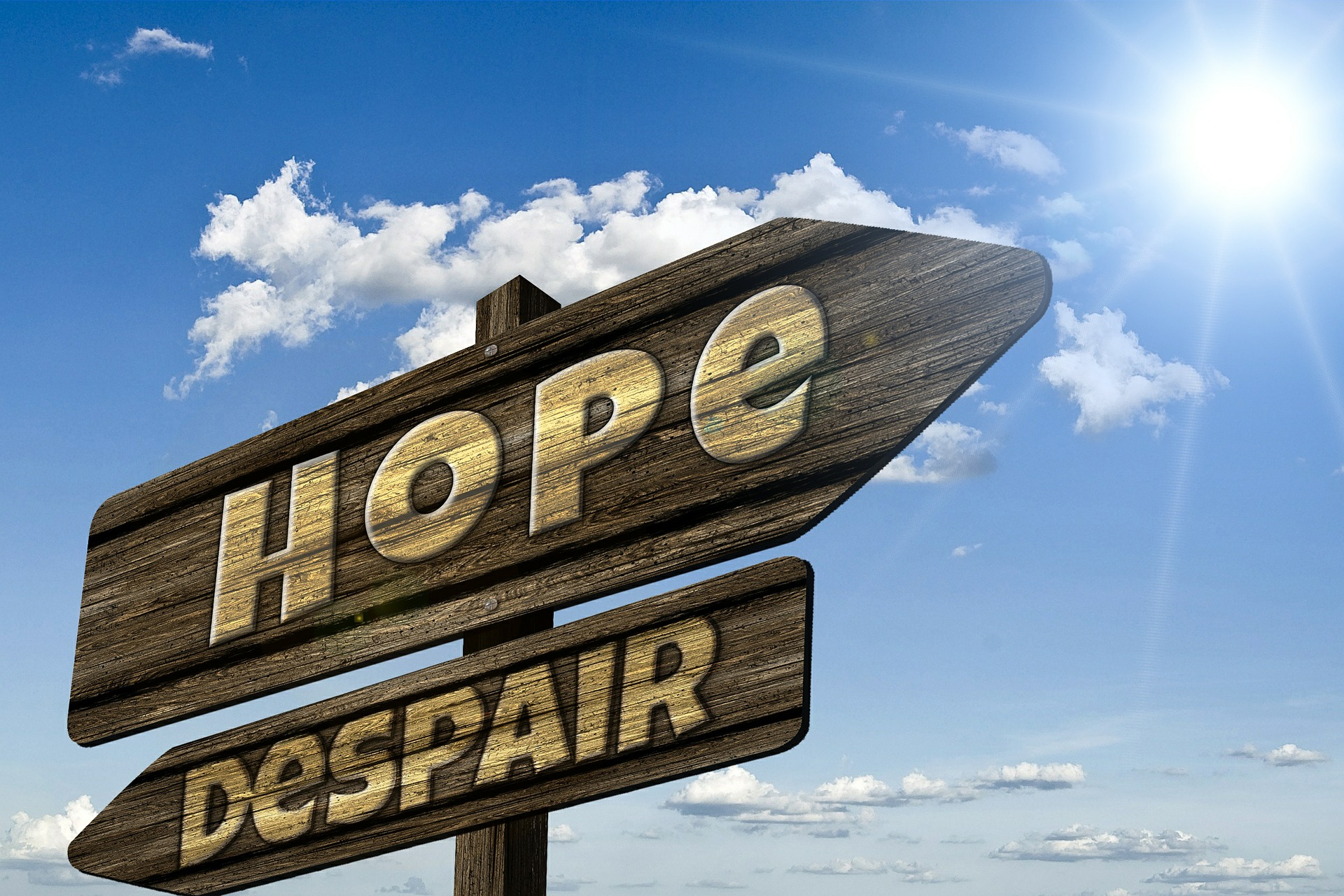 Moving from despair to hope in franchising